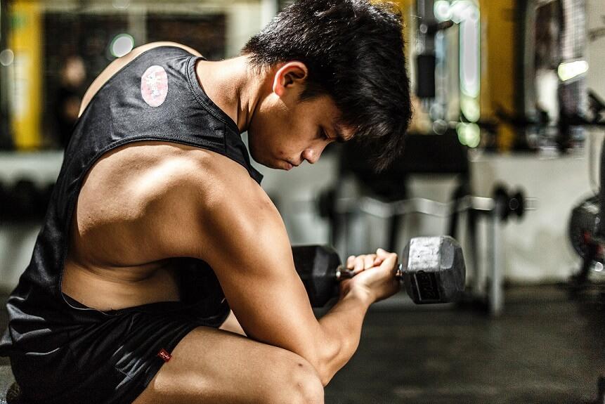Camisetas gym