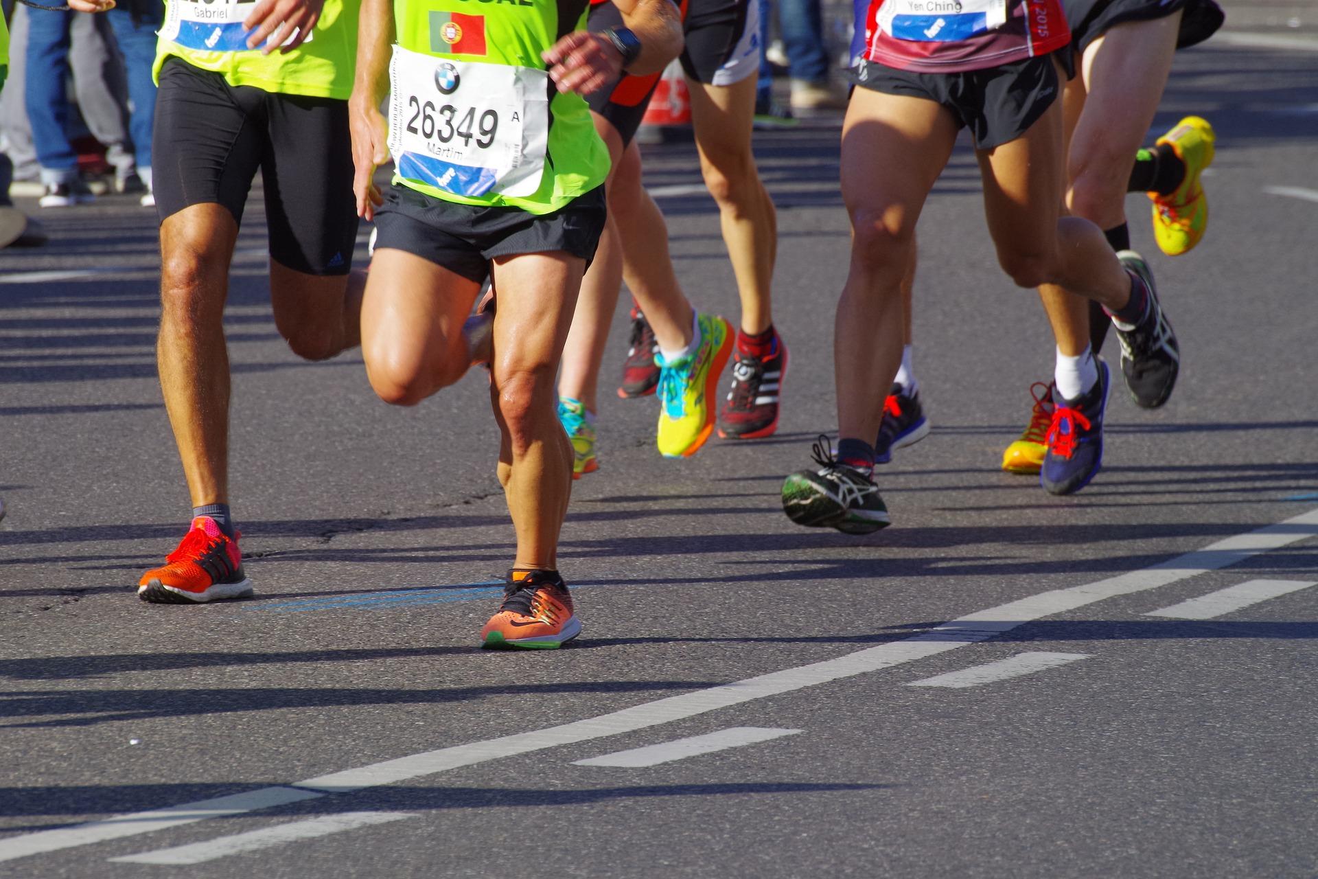 Nutrición para el maratón