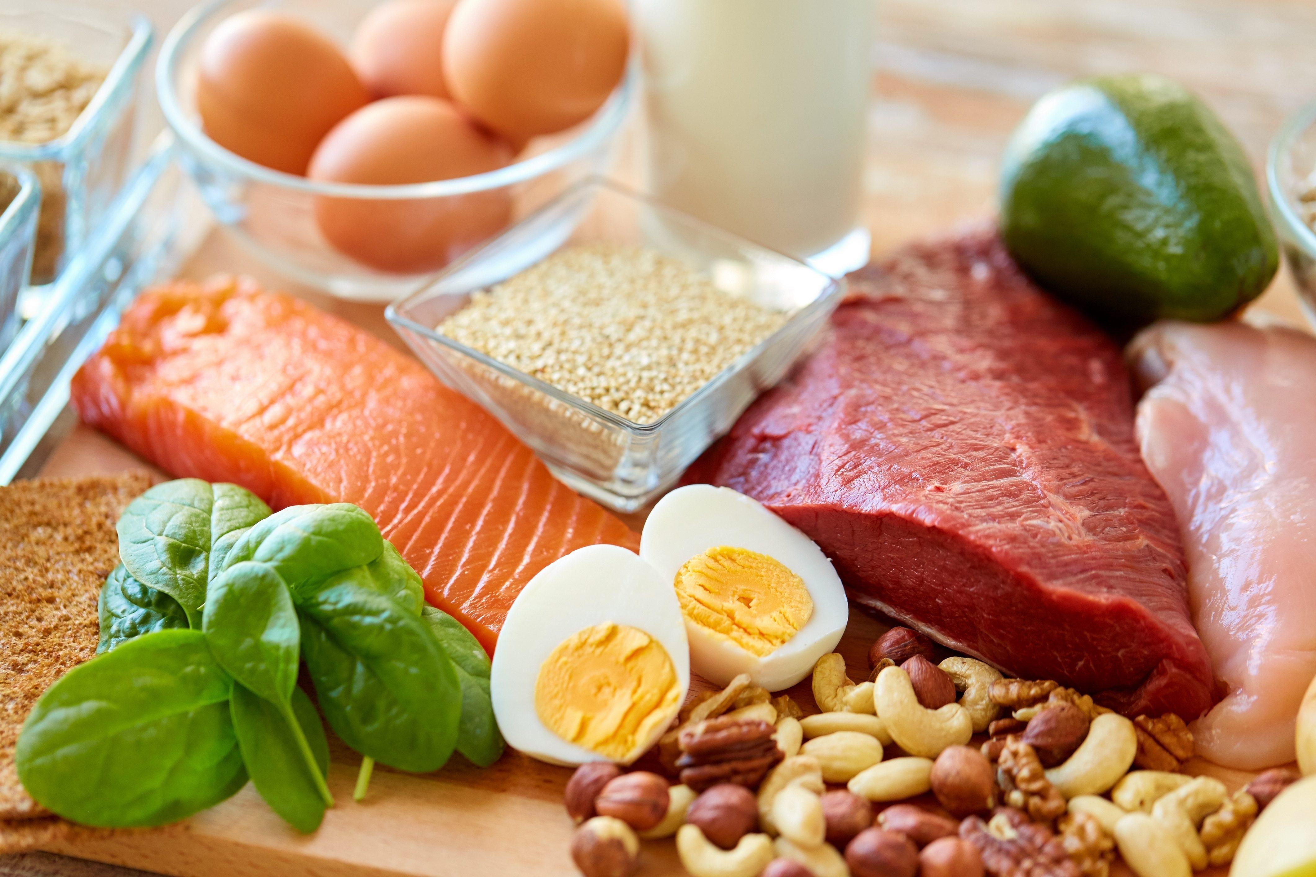 ¿Son todas las fuentes de proteínas iguales?