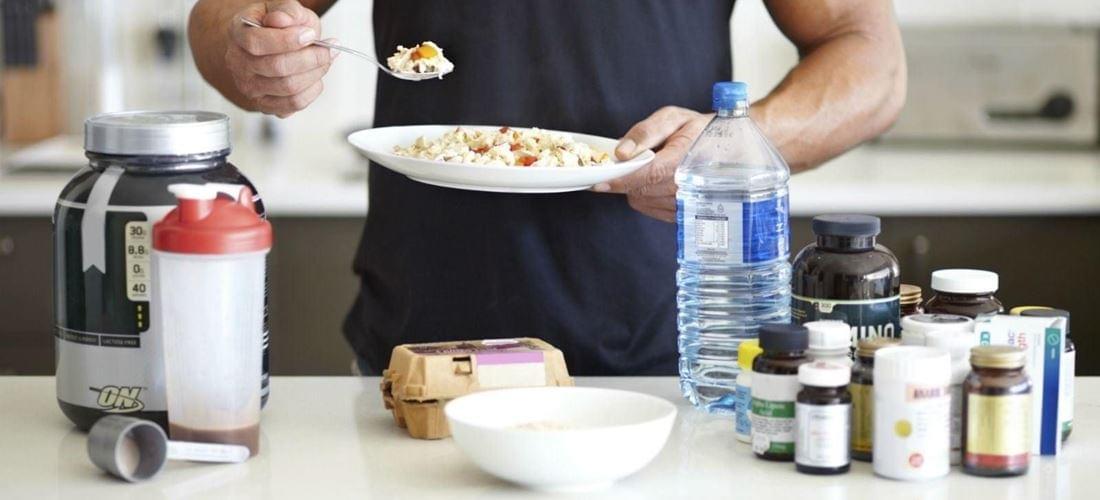 ¿Suplementos Dietéticos?